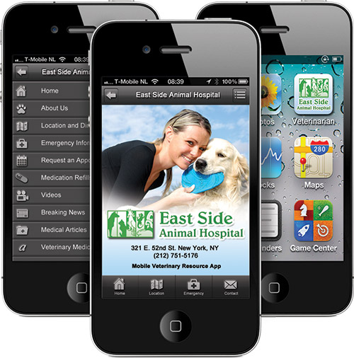 mobile veterinary apps